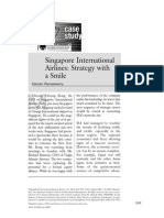 Thunderbird International Business Review Volume 44 Issue 4 2002 [Doi 10.1002%2Ftie.10027] Kannan Ramaswamy -- Singapore International Airlines- Strategy With a Smile