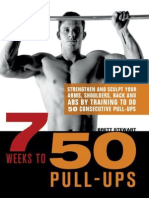 7 Weeks to 50 Pull-Ups - Brett Stewart