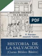 Amatulli, Flaviano - Historia de La Salvacion
