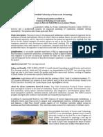 Postdoc Position in KAUST