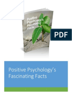 Positive Psychology s Fascinating Facts