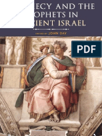 John Day (Ed.) - Prophecy and the Prophets in Ancient Israel (2010)