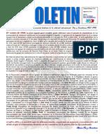 14º Boletín del Ateneo Paz y Socialismo, agosto 2014