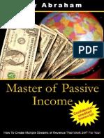 Master of Passive Income_ebook