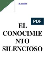 08Castaneda, Carlos - El Conocimiento Silencioso
