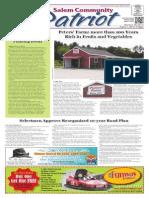 Salem Community Patriot 8-1-2014