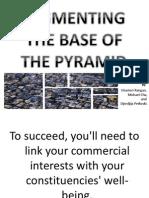 Segmenting Base of the Pyramid Study