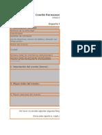 Formato de Reporte Preliminar General