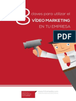 Las 8 claves para utilizar el vídeo marketing en tu empresa
