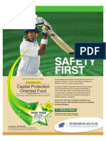 One Sheeter Capital Protection Oriented Fund 2years Series 3