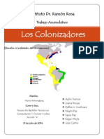 Inf. de Los Colonizadores