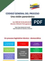 Código General Del Proceso - Pablo Felipe Robledo Del Castillo