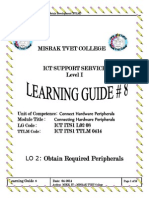 learning outcome two