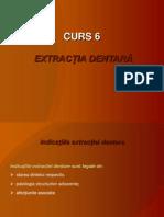 Extrac+úia dentar-â - curs 6