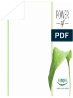 PowerOfKind Poster