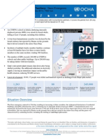 Hostilities in Gaza, UN Situation Report as of 30 July 2014