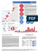 Humanitarian Snapshot 29 July2014 OPt