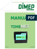 Manual TimeNET Rev 00