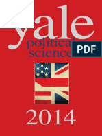 Yale University Press Political Science 2014 Catalog