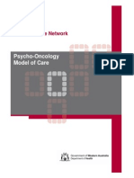 Psycho-Oncology Model of Care