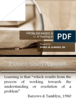 Problem-Based Approach