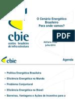 Adriano_Pires - O Cenário Energético Brasileiro
