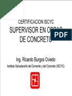 1.b Supervisor Obras de Concreto