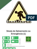 Sinalizacao_Sinais de Salvamento e Emergencia