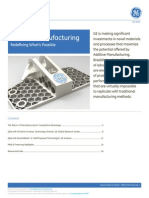 2013 - GE Capital - Additive_Manufacturing_Fall_2013