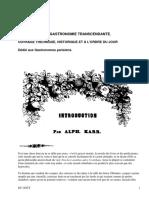 Physiologie du goût by Brillat-Savarin, Jean Anthelme