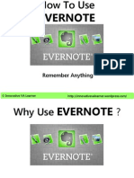 How to Use Evernote - Innovative VA Learner
