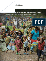 Mothers Report 2014