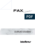 Manual Do Usuario Intelbras FAX Linea