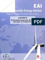 India Renewable Energy Advisor PDF
