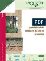 Manual de contabilidad de carbono y diseno de proyectos