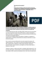 Por Qué Colombia No Sale Del Club de Los Pobres
