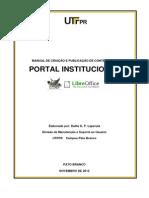 Manual Do Portal - Página Pessoal