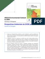 Perspectivas ambientais da OCDE - 2030