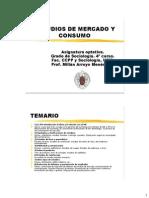 Estudios de Mercado y Consumo