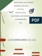 Convertidores Cc Cc