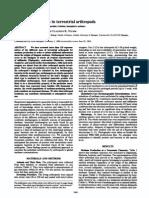 Methane Production by Terrestrial Arthropods