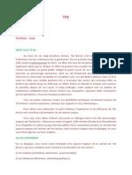 TPE développement officiel