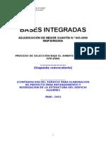 Bases Integradas Mgp