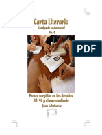 Carta Literaria No. 4
