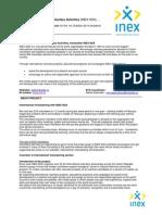 evs project inex-sda 2015