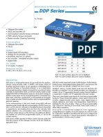 Harmonic Ddp Series Catalog