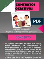 10 Los Contratos Asociativos