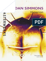Hyperion by Dan Simmons Extract