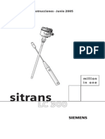 Sitrans LC 300