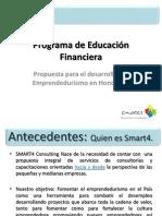 Presentacion Desarrollo Del Programa de Emprendedurismo